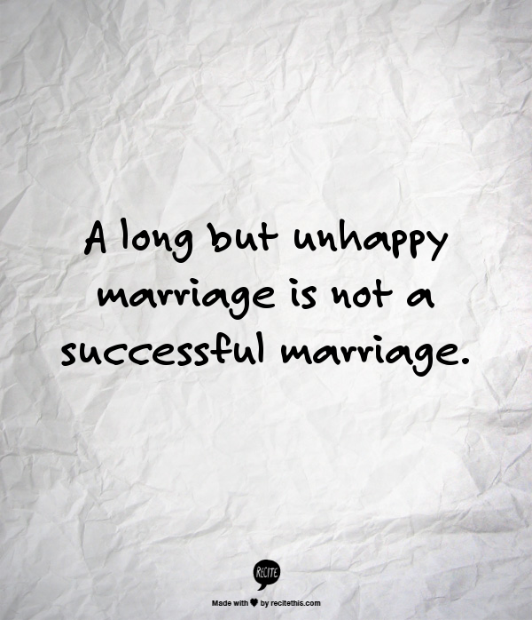 Unhappy Relationship Quotes