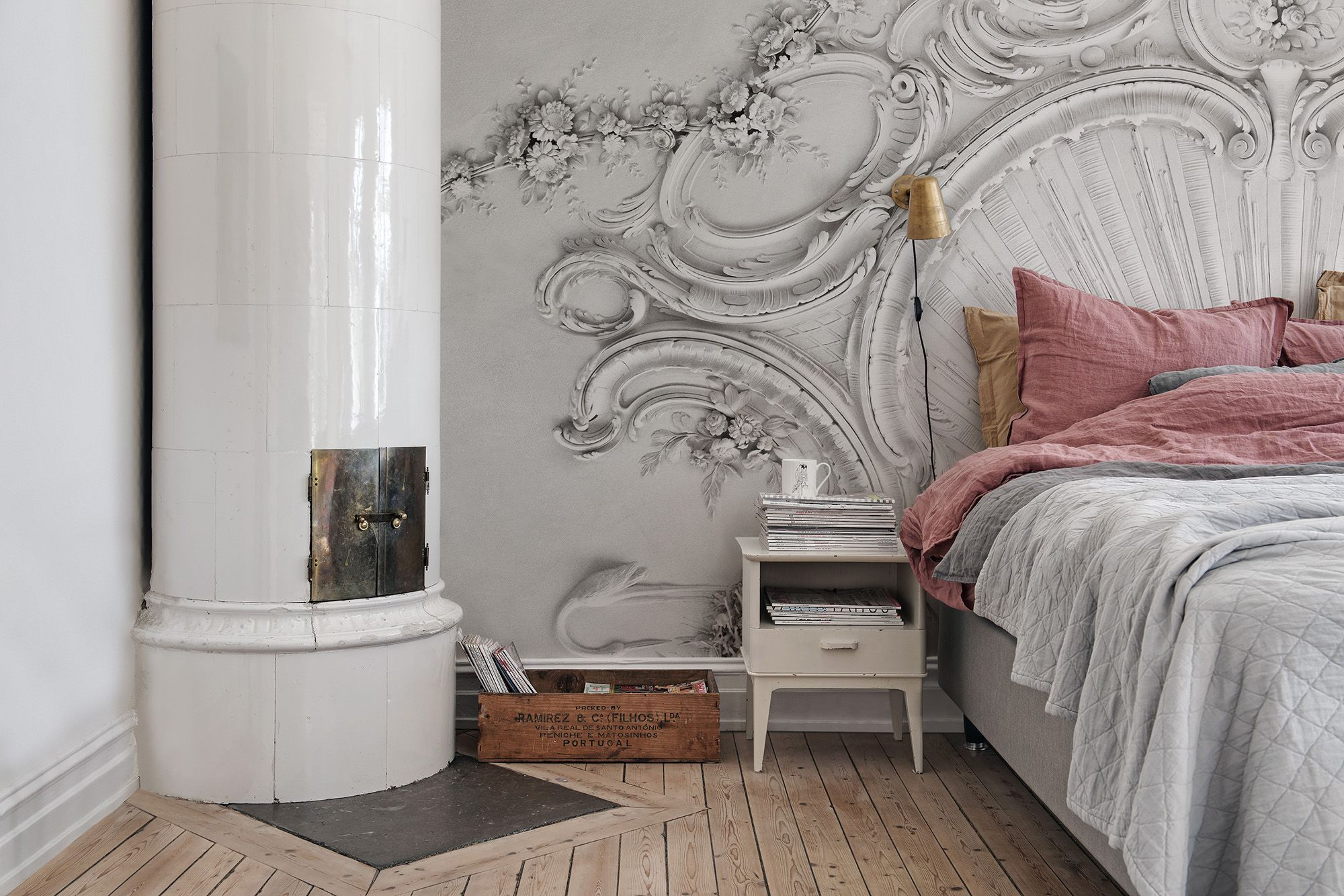 Wanddeko Kinderzimmer E | Stucco Gloria