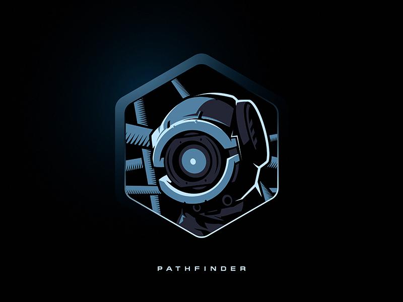 Apex Legends Pathfinder Apex Legend Apex Logo