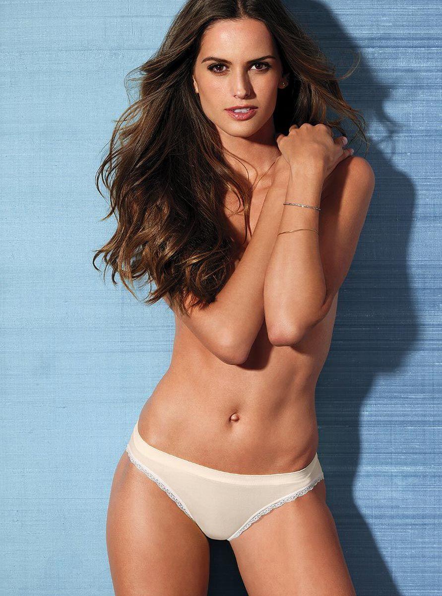 Izabel goulart topless