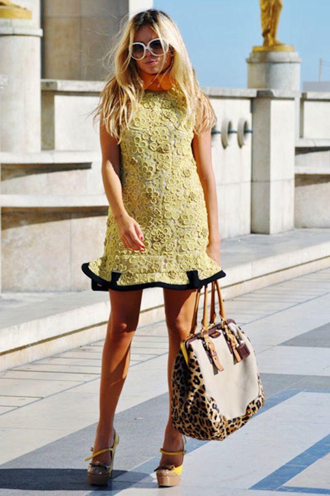 Chique Chix | Fashionable: Erica Pelosini