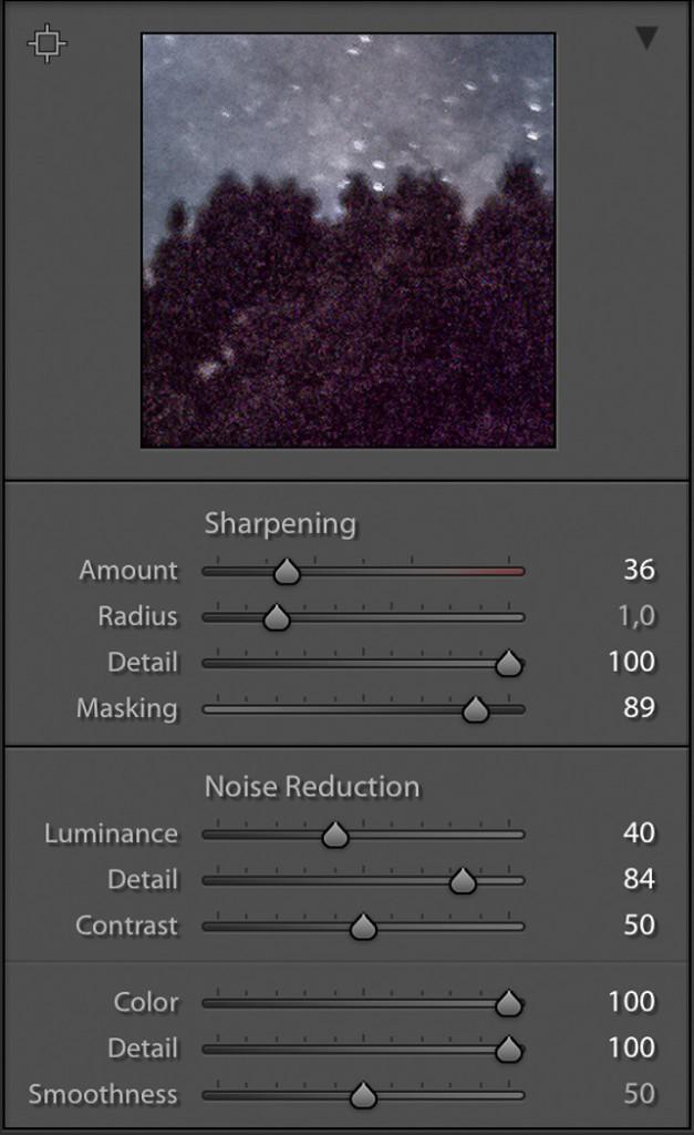 Lightroom noise reduction plugin