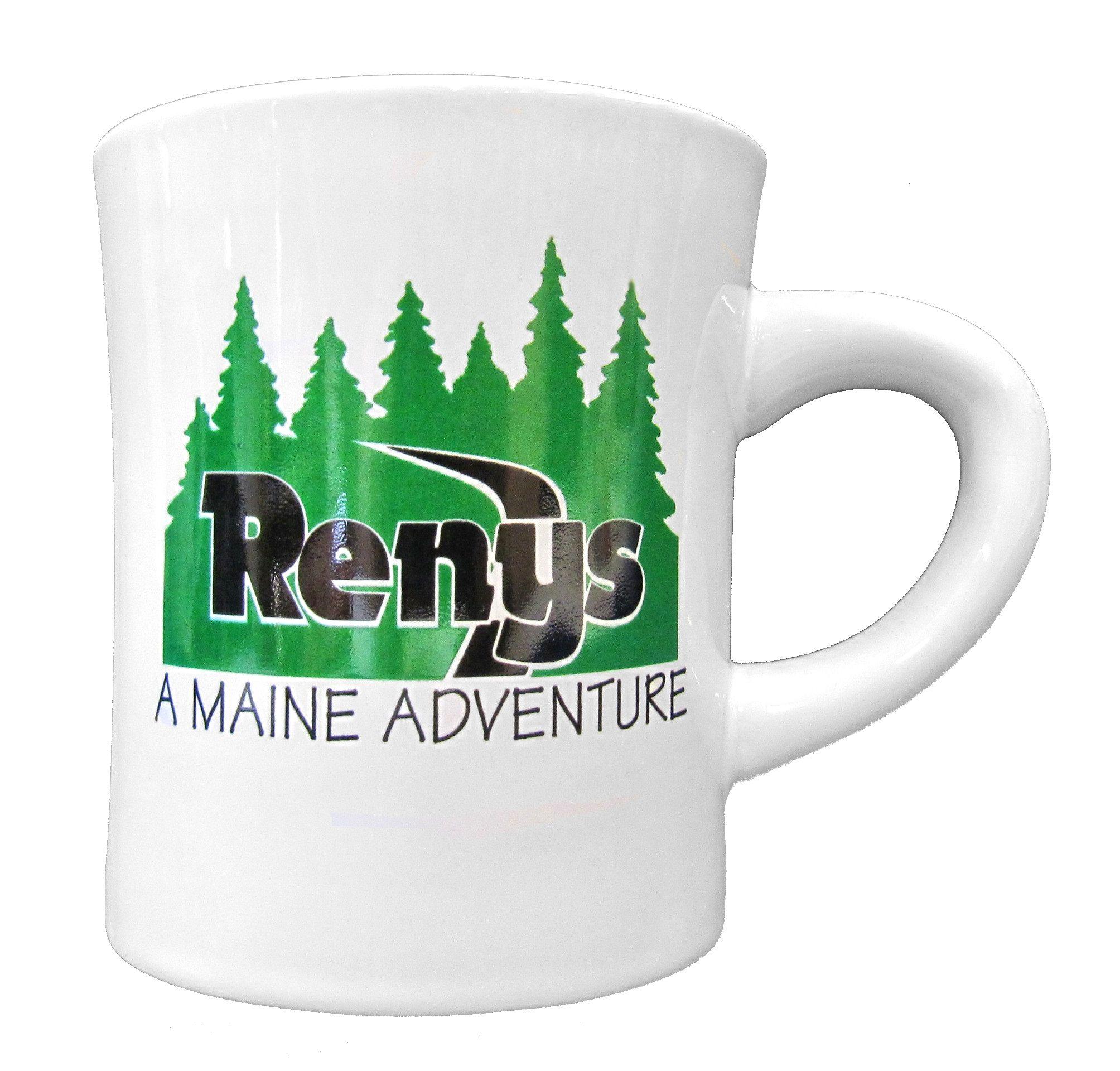 Classic White Renys Mugs Renys Renysamaineadventure