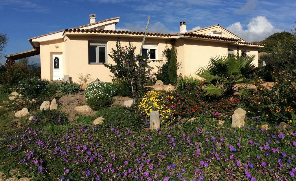 Abritel Location Corse Figari - Le Kalistemon Villa mitoyenne de