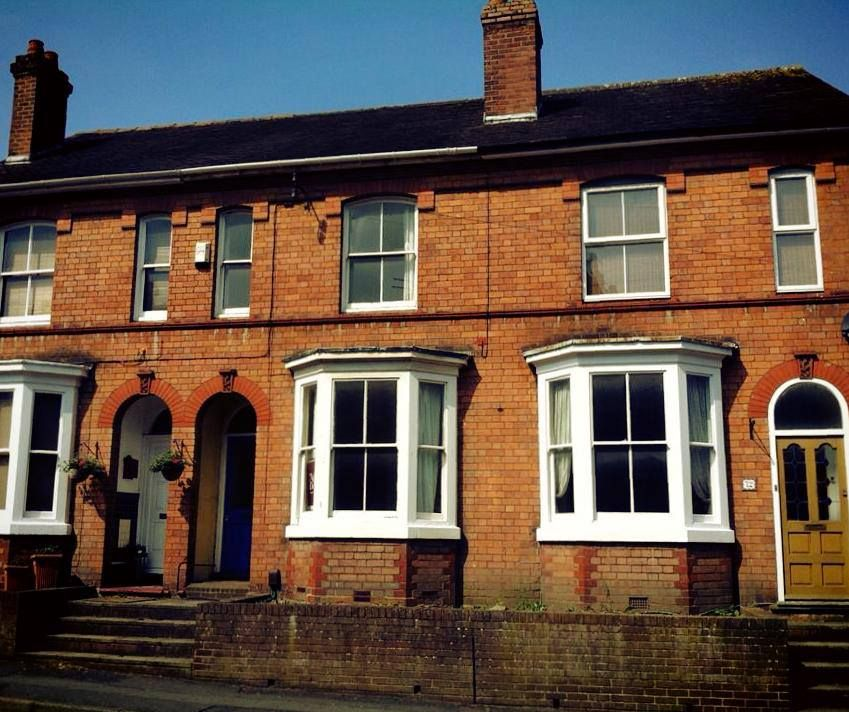 Work starts August 2013 Restoration project on Victorian 2 bed mid terrace town house