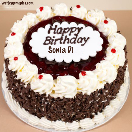 Successfully Write Your Name In Image Happy Birthday Cake