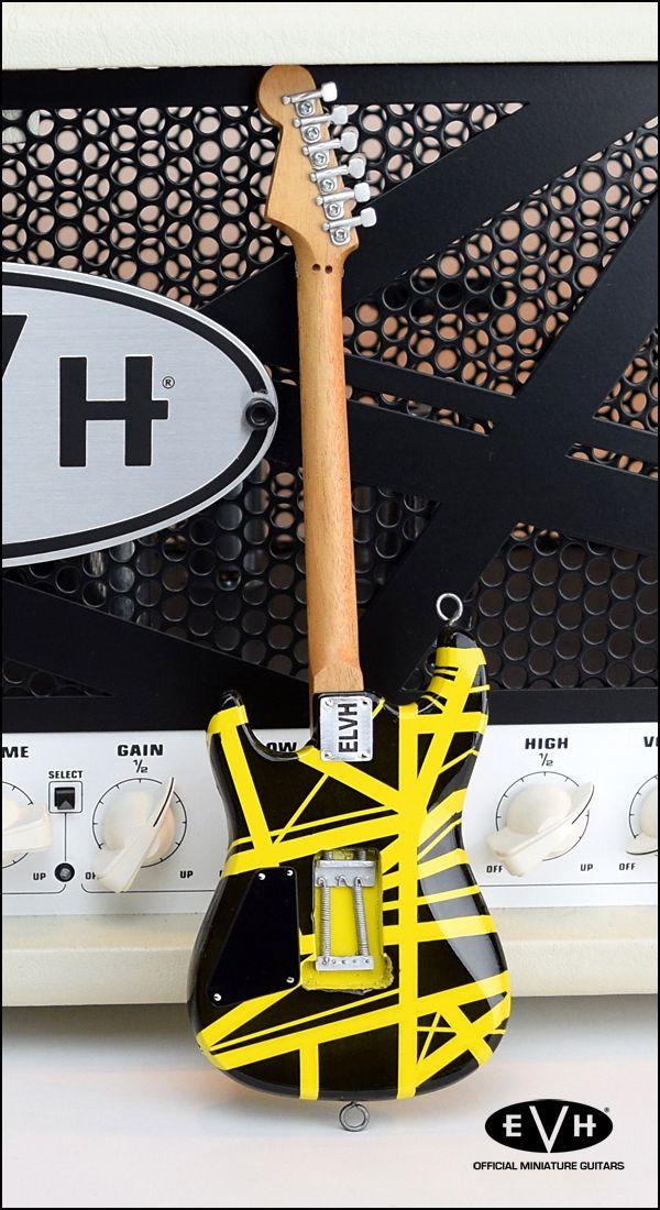 078f5567ee0 Back - EVH Black   Yellow VH2