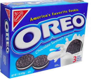 Oreo Cookies Printable Coupon - Save $0.50