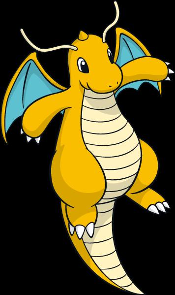 dragonite evolution for pinterest - photo #4