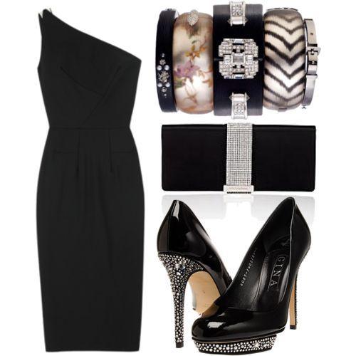 ♥ sleek dress