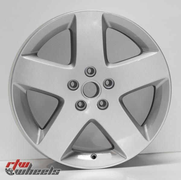 17 Chevy Hhr Oem Replica Wheels For Sale 2006 2009 Silver