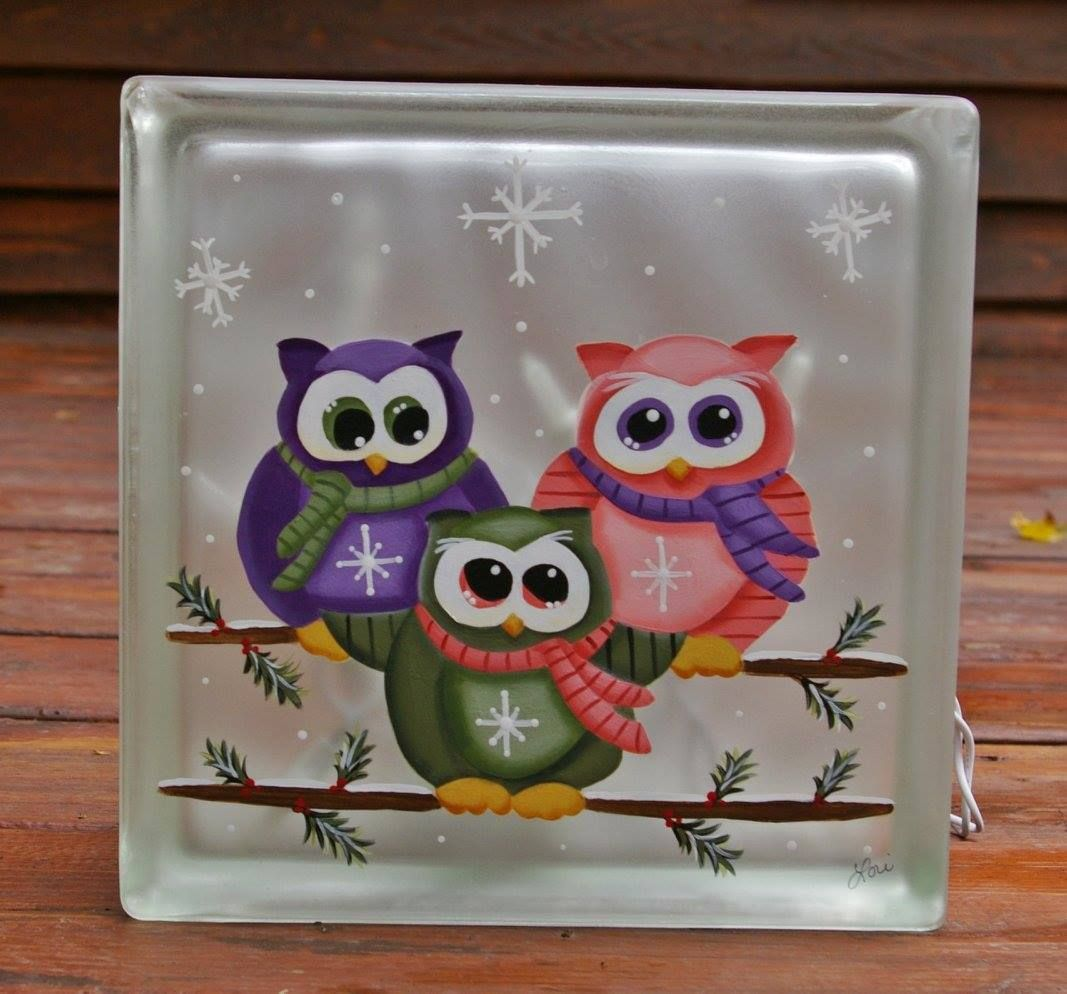 Pin by carleen synan on glass blocks pinterest glass for Glass block crafts pictures