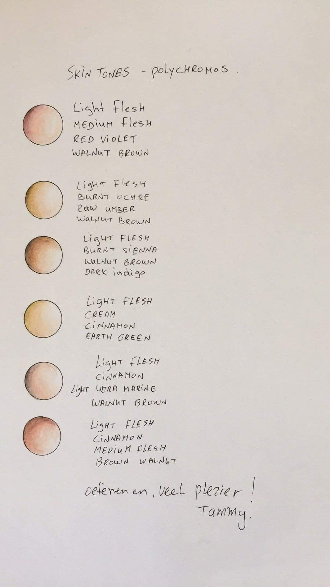 Pin By Dahena Lopez On Coloring Colors For Skin Tone Color