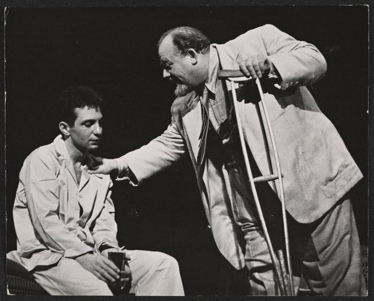 Image result for original cast cat on a hot tin roof