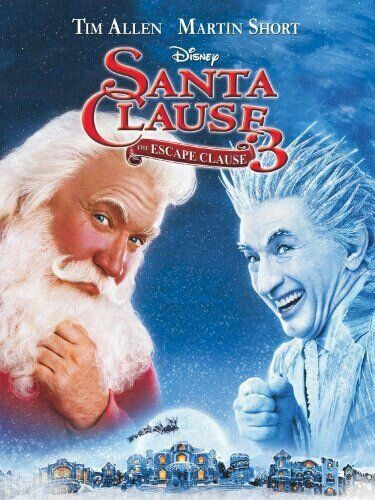 Love This Christmas Movie Tim Allen As Santa Martin Short As Jack Frost Christmas Movies List Christmas Movies Best Christmas Movies