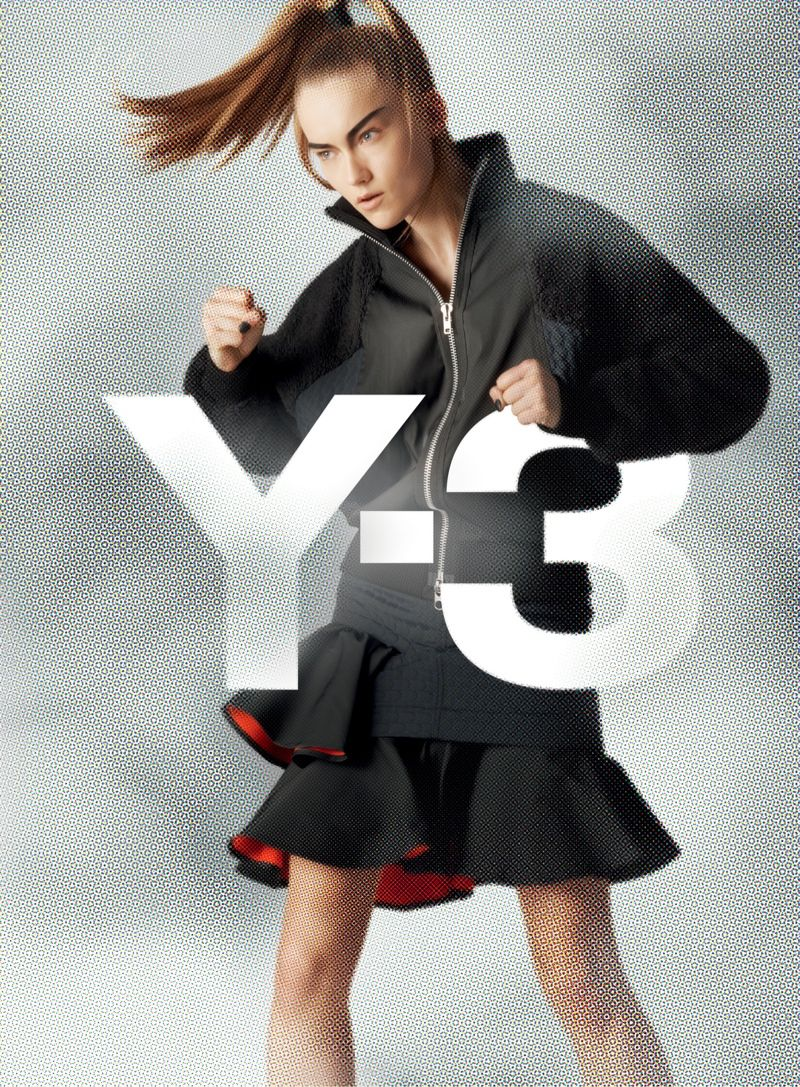 Y 3 Launches Fall Superhero Inspired Campaign