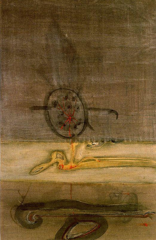Mark Rothko, Omen, 1946