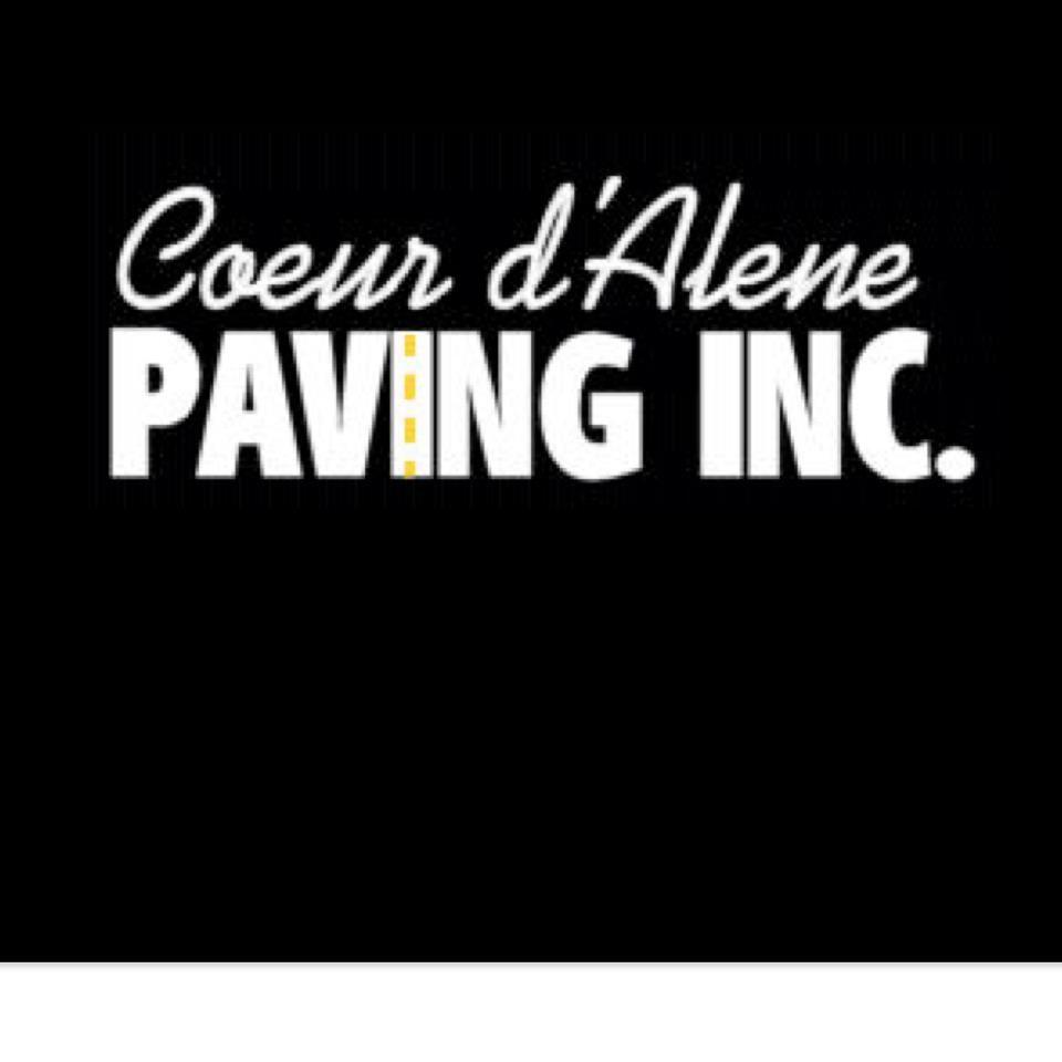 Coeur D Alene Paving 120 E Anton Id