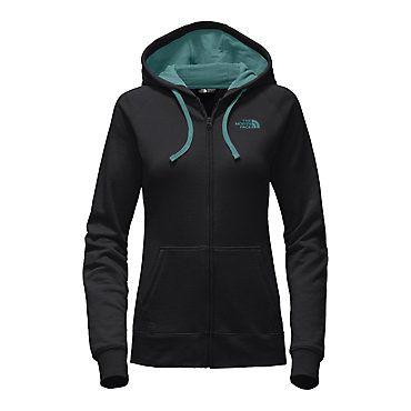 The North Face Women's Lfc Full Zip Hoodie Sweatshirt