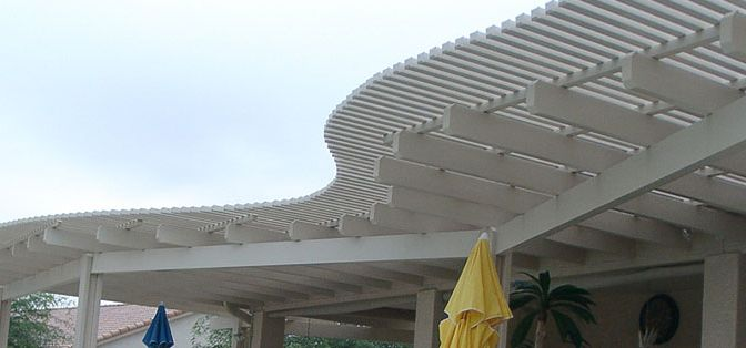 Alumawood Patio Covers Phoenix | Alumawood Lattice Patio Covers .