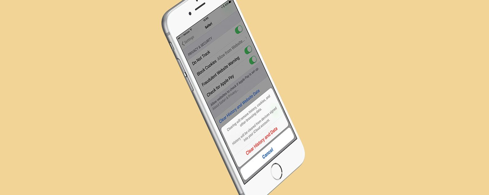How to Clear Cookies from iPhone & iPad — iPhone Life