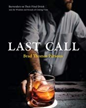 Download Pdf Last Call Bartenders On Their Final Drink And The