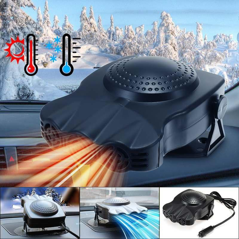 Autoleader 12v 150w Protable Auto Car Heater Heating Cooling Fan