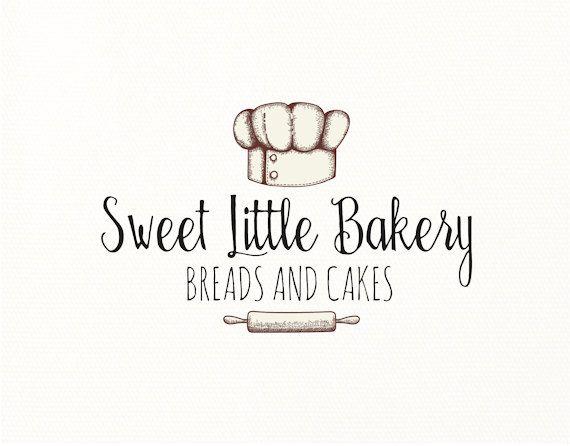 Logo De La Panaderia Para Hornear Cocinar Por LittleBirdBB