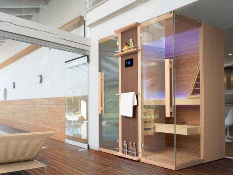 Galleria foto cabine doccia con sauna e bagno turco foto