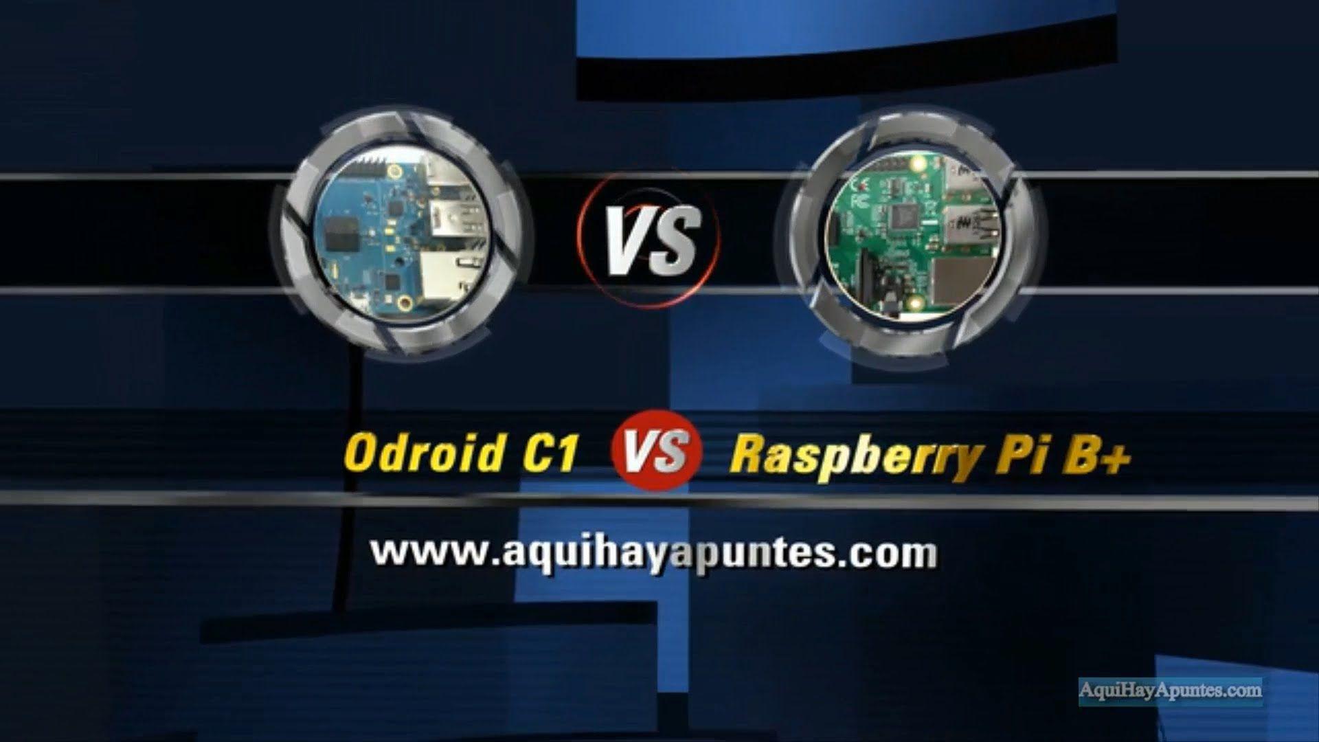 Odroid C1 Vs Raspberry Pi B Consumos Electrnica Programada Wiringpi