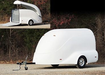 1 motorcycle trailer