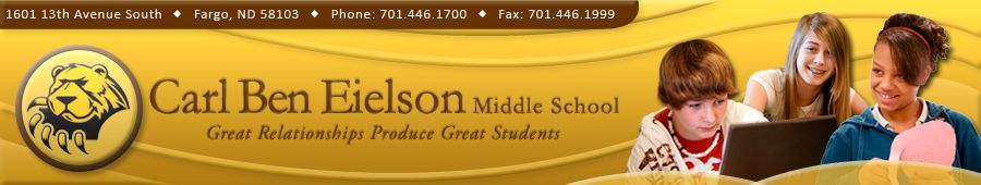 Gr. 6-8 Lessons from Carl Ben Eielson Middle School