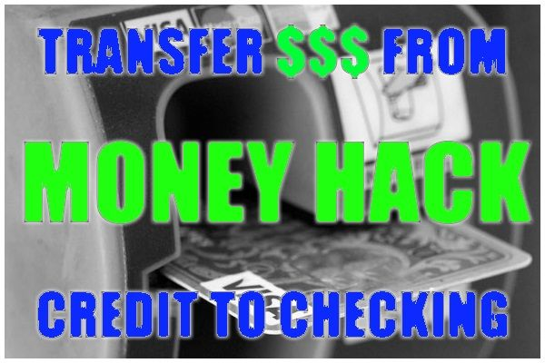 How to Transfer Money From a Credit Card to a Bank Account ...