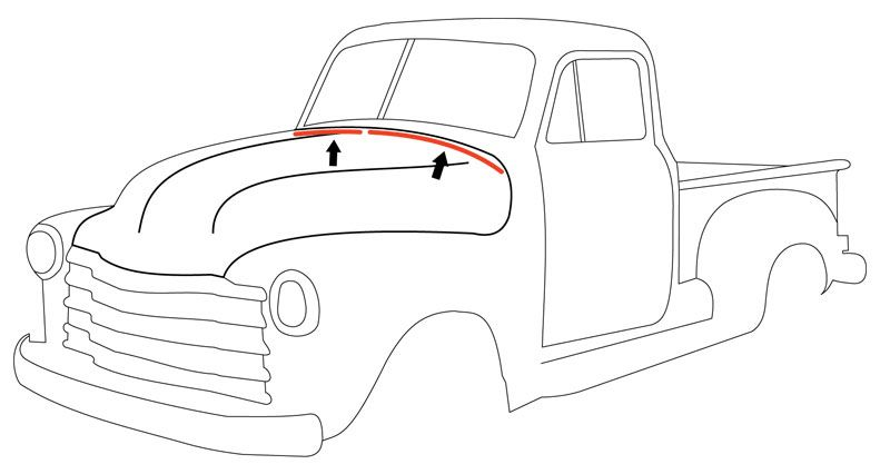 1947 to 1955 era chevy gmc stepside body stlye hot rods 1957 Ford Pickup Rat Rod 1947 to 1955 era chevy gmc stepside body stlye hot rods chevy