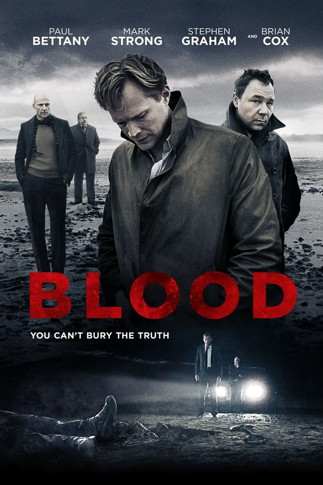 blood movie poster paul bettany mark strong stephen