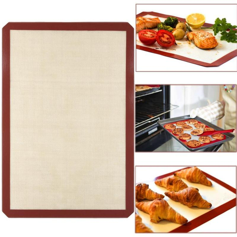 3 Size Mat Set Kneading Mats Food Grade Bakeware Sets Silicone Non