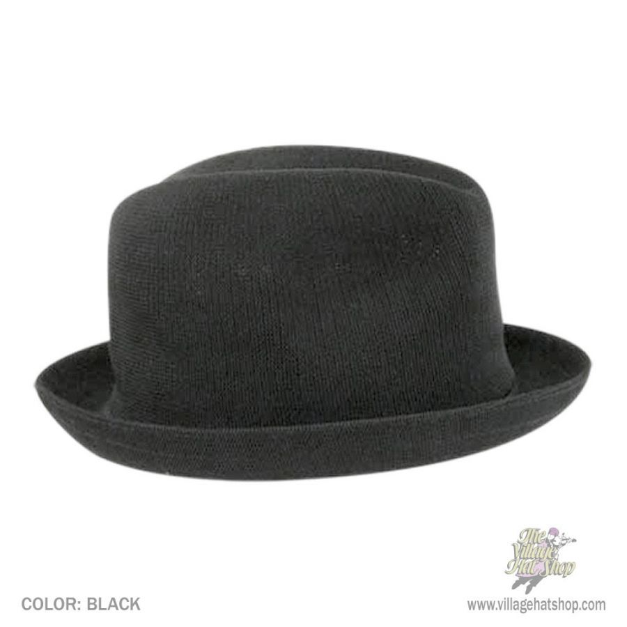58e7f4ed220 Tropic Playa Stingy Brim Fedora Hat. Find this Pin and more on Kangol Hats  and Caps ...
