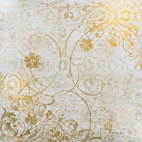 Papel de scrapbook para imprimir gratis imagui for Papel decorativo dorado