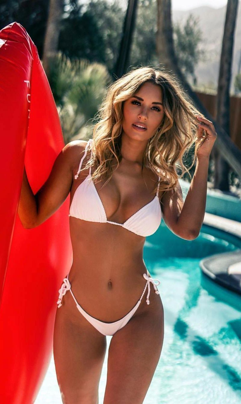 764c9aeeb3 Sierra Skye | Seduction | Bikinis, Swimwear, White monokini
