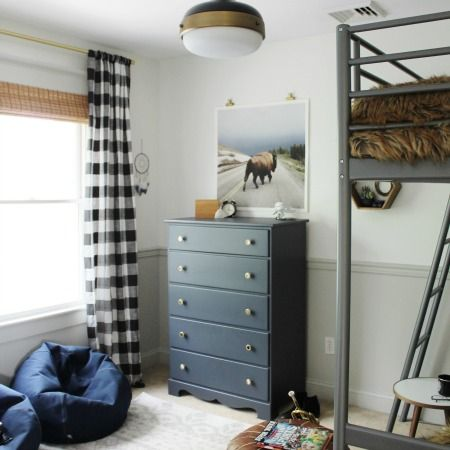 Rustic Tween Room Reveal - City Farmhouse