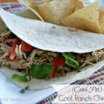 Cheesy Ranch Chicken Table for Seven | food for you & the family