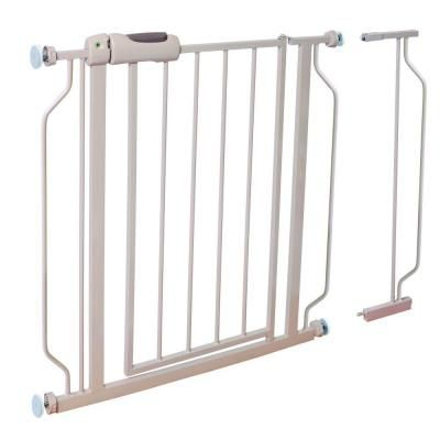 Evenflo Easy Walk Through Gate 4483100 The Home Depot Evenflo Baby Safety Gate Baby Gates