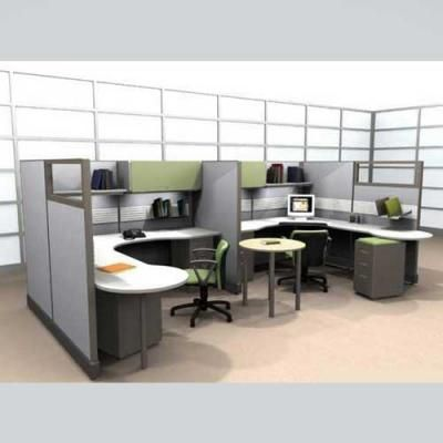 modular office furniture cubicles systems modern library