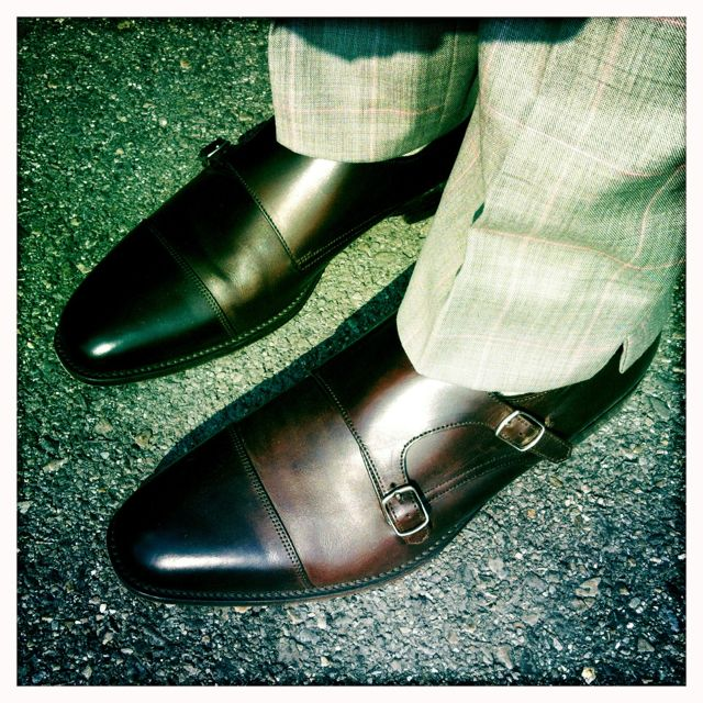 Wiwt New Loake Shoes To Go With My Beckett Robb Suit Loake