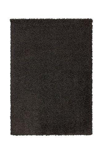 Teppich Wohnzimmer Carpet Hochflor Shaggy Design Norway - Oslo RUG