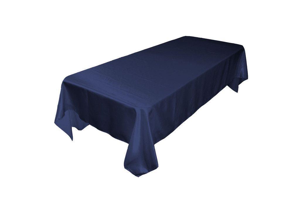 Bridal Satin Rectangular Tablecloth