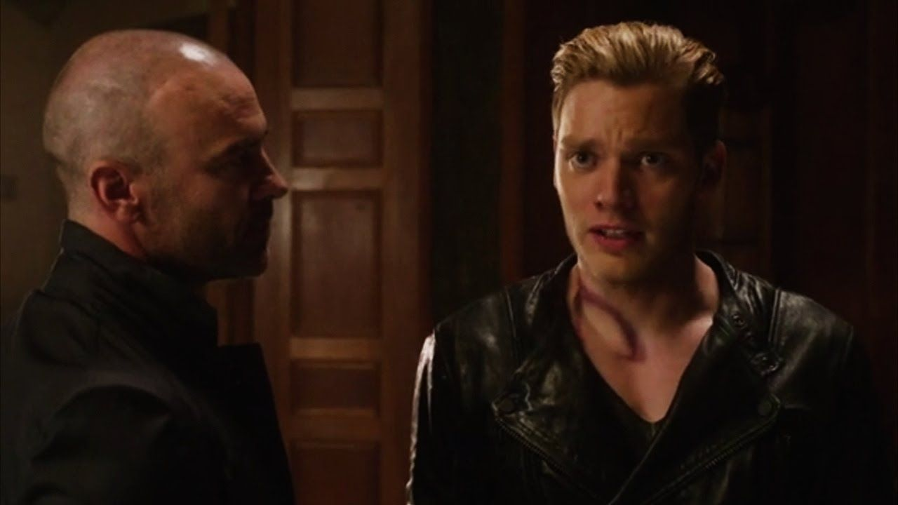 Jace Agrees To Join Valentine Morgenstern Shadowhunters