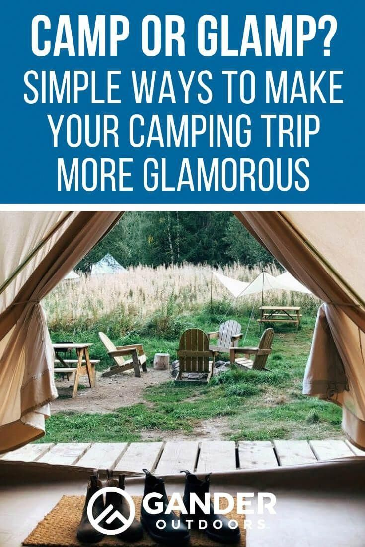 Camping popularity is on the rise with all age groups. And glamorous camping, or...#age #camping #glamorous #groups #popularity #rise