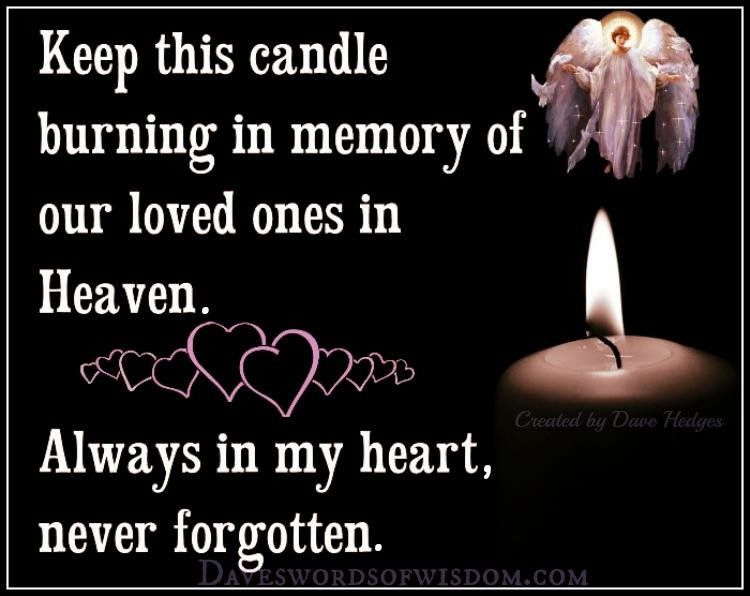 Download Pin by Simone Stein on Remember | Loved one in heaven ...