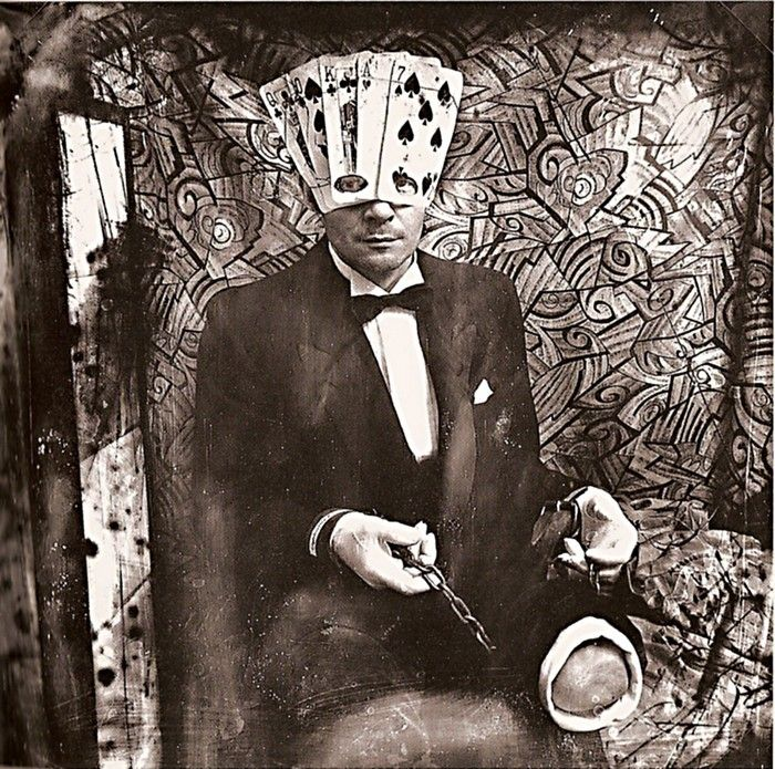 Shocking photography by Joel Peter Witkin Смерть